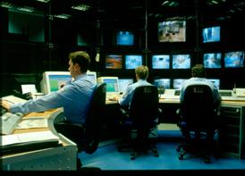 Personal de Centrales de Alarmas
