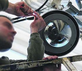 Personal de instalación y mantenimiento de sistemas